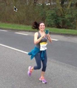 Gina - Running