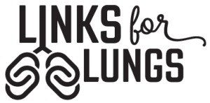 Links for Lungs Logo