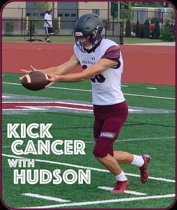 Photo - Kick Cancer with Hudson